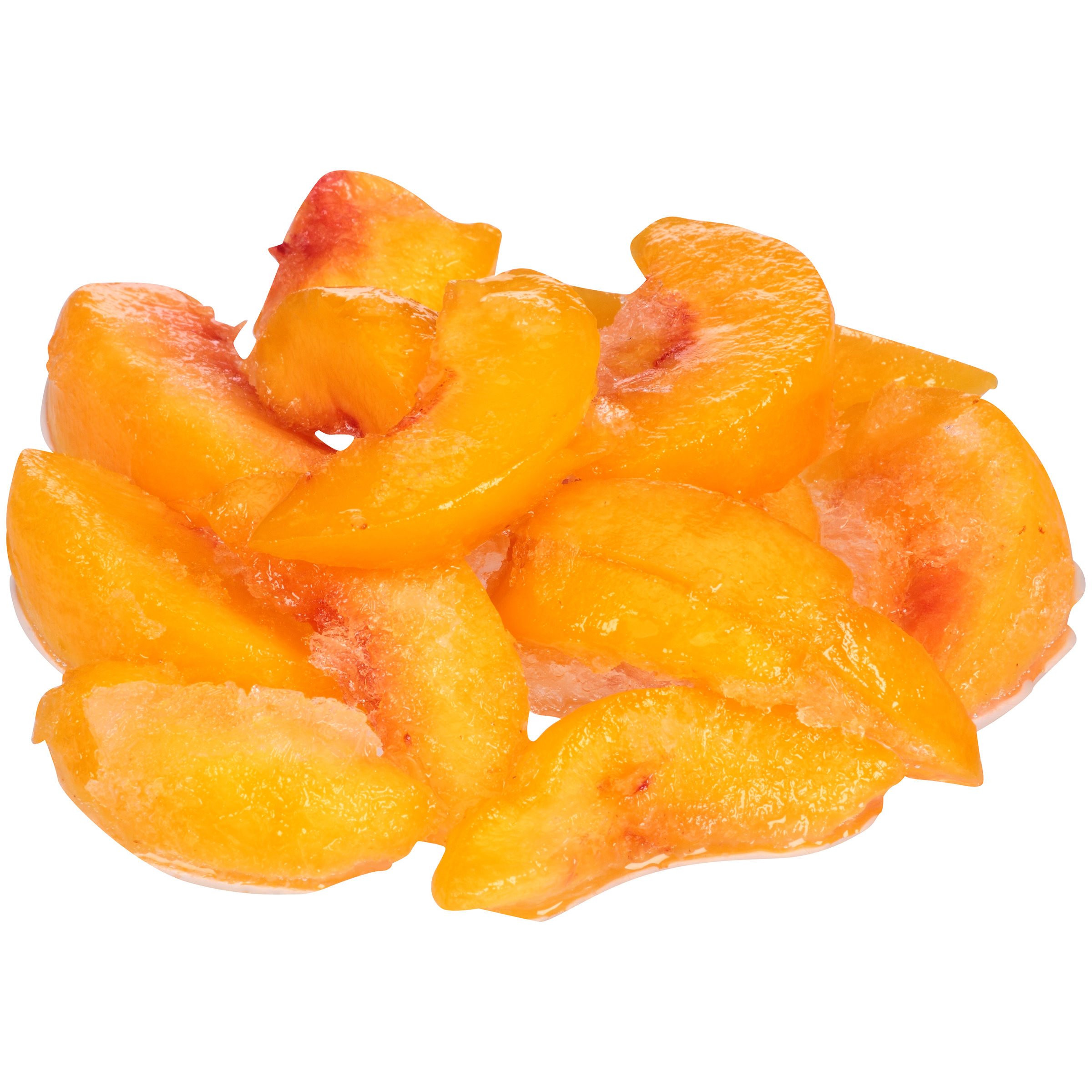 1/10# Peaches, Sliced In Syrup 5 + 1